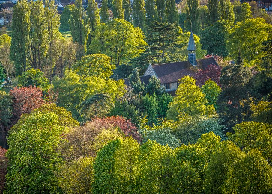 May - St John's Church - Lee Davison